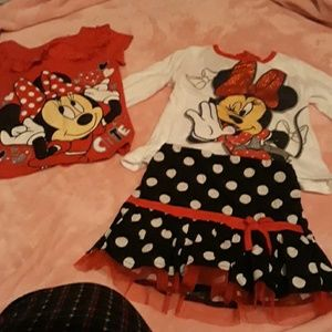 Minnie mix n match outfit